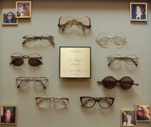 optical display